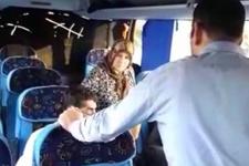 Otobüsün mazotu bitti: Yolculardan mazot parası istediler!