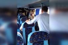 Akıl almaz olay! Otobüsün mazotu bitince...