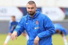 Burak Yılmaz alacakları için Trabzonspor'u TFF'ye şikayet etti