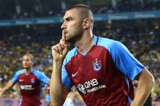 Trabzonspor'da Burak Yılmaz krizi: Kadro dışı kalabilir