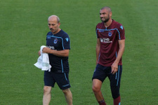 Trabzonspor'da Burak Yılmaz'ın kader haftası