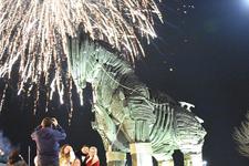Van'dan Çanakkale'ye yeni yıl kutlamaları!
