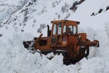 Hakkari- Şırnak kara yolu ulaşıma kapandı
