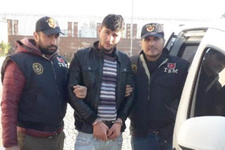 Adana'ya gizlice sızdı şafak baskınıyla yakalandı