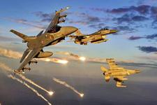 Irak'ın kuzeyine hava harekatı! 5 terörist öldürüldü