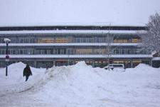 Almanya'da olumsuz hava koşulları