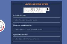e-okul veli bilgilendirme MEB sistemi 2018