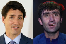 Kanada Başbakanı Trudeau'nun ikizi Afganistan'da ortaya çıktı