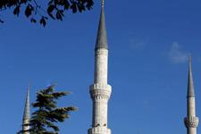 Diyarbakır Lice'de jandarma caminin minaresinde öyle bir şey buldu ki...