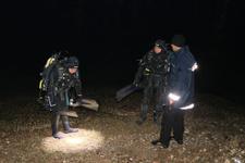 Adana'da korkunç kaza! Virajı alamayınca baraj gölüne uçtular