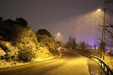 İstanbul'da kar yağışı etkili olmaya devam ediyor
