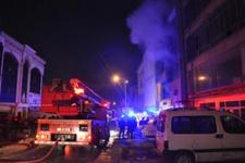 Ankara'da yangın dehşeti: Çok sayıda ölü ve yaralı var!