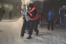 Uludağ'da telesiyej şoku: Çok sayıda kişi mahsur kaldı!