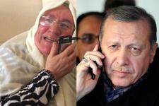 Cumhurbaşkanı Erdoğan Mehruze teyzeyi telefonla aradı