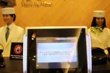 Japonya'da ilginç olay! Otelde çalışan robot personeller işten çıkarıldı