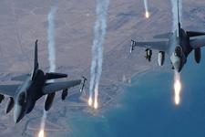 ABD uçakları o bölgeyi vurdu: Çok sayıda ölü var!