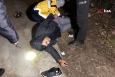 Uyuşturucu almak için buluştukları kişi kabusları oldu