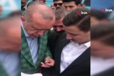 Cumhurbaşkanı Erdoğan'dan 15 Temmuz Gazisi Ahmet Onay'a büyük jest!
