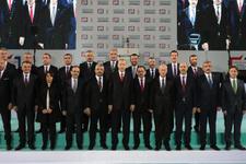 AK Parti Samsun ilçe belediye başkan adaylarını Erdoğan açıkladı