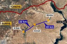 '400 PYD/PKK'lı Münbiç'i terk etti' iddiası