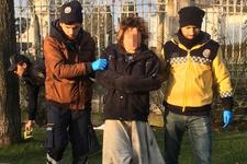 Parkta tecavüz dehşeti! Uyuşturucu verip elbisesini yakmışlar