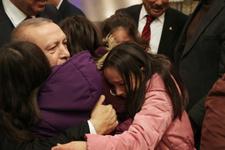 Çocuklardan Cumhurbaşkanı Erdoğan'a sevgi seli