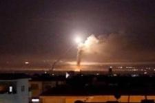 İsrail, Suriye'deki İran hedeflerine hava saldırısı düzenledi