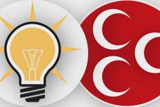 Bingöl'de AK Partili 100 kişi MHP'ye geçti
