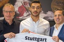 Ozan Kabak'tan sonra Stuttgart'a bir Türk daha