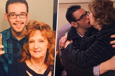 Oğlunun cenazesinde tanıştı aşık oldu evlendi yaş farkı yok artık dedirtti!