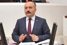 MHP'li Erhan Usta Disiplin Kurulu'na sevk edildi