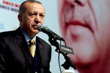 Erdoğan, Büyükelçi Nchama'yı kabul etti
