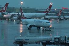 Türk Hava Yolları seferleri iptal işte o seferler!