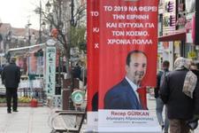 CHP'li Edirne belediyesine Yunan afiş tepkisi