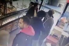 Restoranda çirkin olay! Başörtülü kadına böyle saldırdı