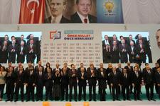 Cumhurbaşkanı Erdoğan AK Parti'nin İzmir adaylarını açıkladı