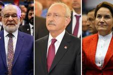 Millet İttifakı'nın Saadet Partisi'ne bıraktığı sürpriz il
