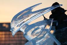 Çin'de Harbin Uluslararası Buz Festivali başladı