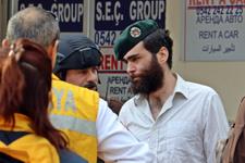 Sinir krizi geçiren genci Özel Harekat Polisi böyle ikna etti