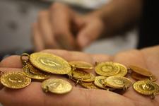 Altın yükselişini koruyor gram ve çeyrek altında son durum