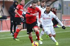 Yeni Kartal 11'de başladı: Beşiktaş kazandı!