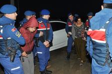 Antalya'da 'komando' destekli uyuşturucu operasyonu