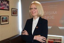 Alanya'ya Rus asıllı kadın belediye başkan adayı