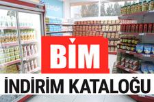 BİM 18 Mayıs aktüel güncel indirim listesi Ramazan kataloğu