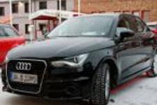 Audi S1 kameralara yakalandı