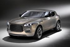 Aston Martin Lagonda Concept hayata geçiyor!