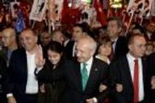 Kadıköy'de Cumhuriyet Bayramı coşkusu