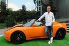 Türkiye'nin ilk elektrikli arabası