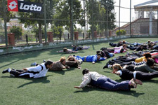 Türkiye'nin en sportif ilçesi
