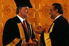 Cumhurbaşkanı Gül'e devlet nişanı